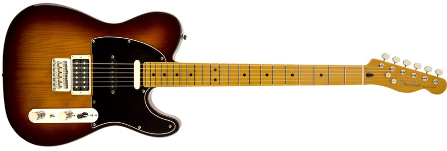 Modern Player Telecaster® Plus - Honey Burst