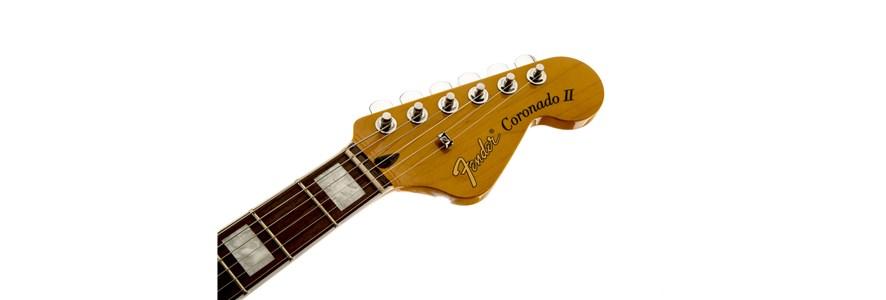 Coronado Guitar - Black