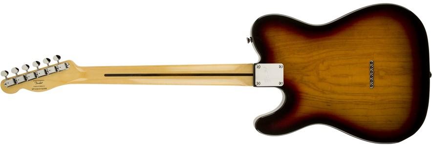 Squier® Vintage Modified '72 Tele® Thinline - 3-Color Sunburst