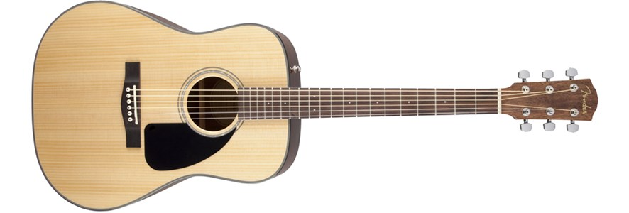 Fender® DG-8S Acoustic Pack - Natural