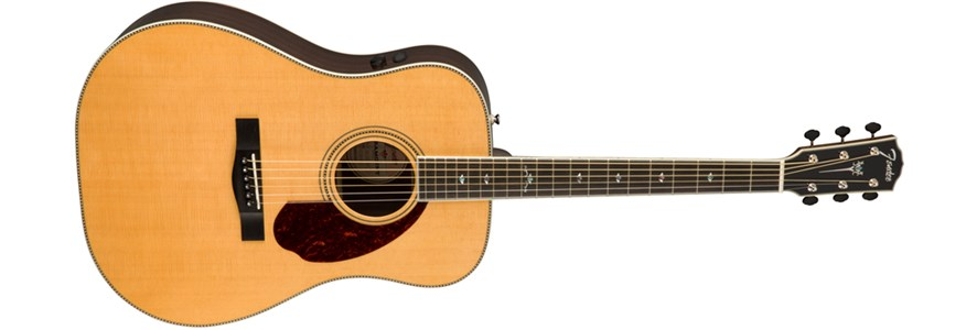 PM-1 Deluxe Dreadnought, Natural -