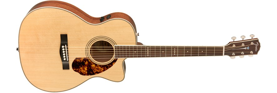 PM-3 Limited Adirondack Triple-0, Mahogany -