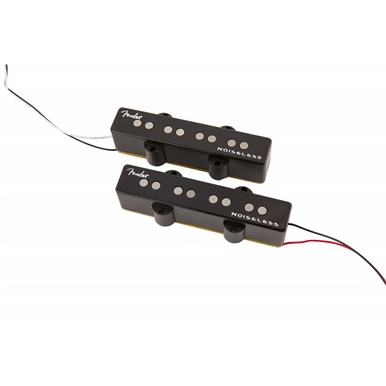 Gen 4 Noiseless™ Jazz Bass® Pickups -