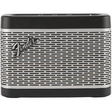 Newport Bluetooth Speaker - Black and Silver