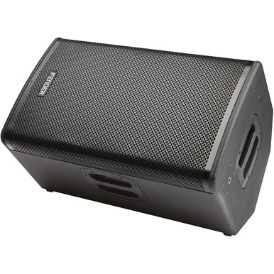 "Fortis™ F-12BT 12"" Powered Speaker - Black"