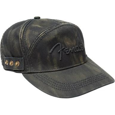 Fender® Blackwash Rivets Hat -