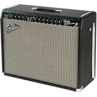 '65 Twin Reverb® in Black and Silver