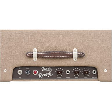 '63 Fender® Tube Reverb - Brown and Wheat