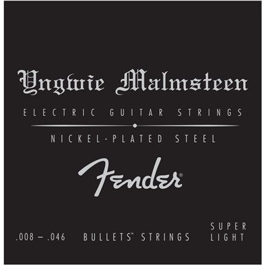 Yngwie Malmsteen Signature Electric Guitar Strings -