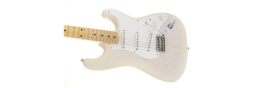 American Vintage '56 Stratocaster® - Aged White Blonde