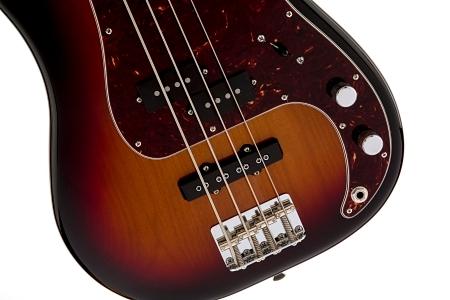 Tony Franklin Fretless Precision Bass® in 3-Color Sunburst