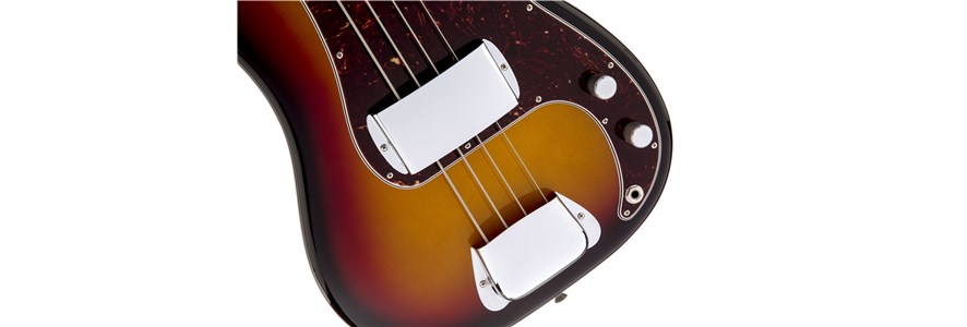 American Vintage '63 Precision Bass® - 3-Color Sunburst