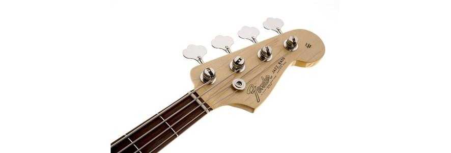 American Vintage '64 Jazz Bass® - 3-Color Sunburst