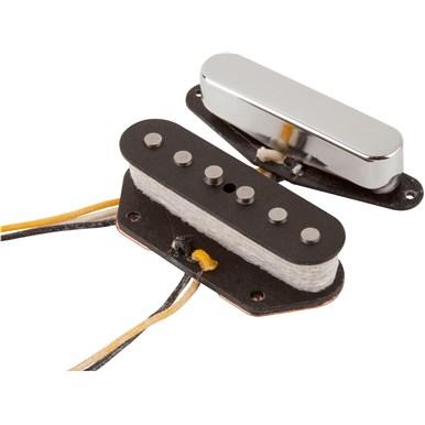 Fender Custom Shop Texas Special™ Tele® Pickups - Nickel