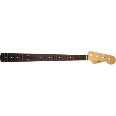 American Standard Jazz Bass® Neck, 20 Medium Jumbo Frets - Rosewood -