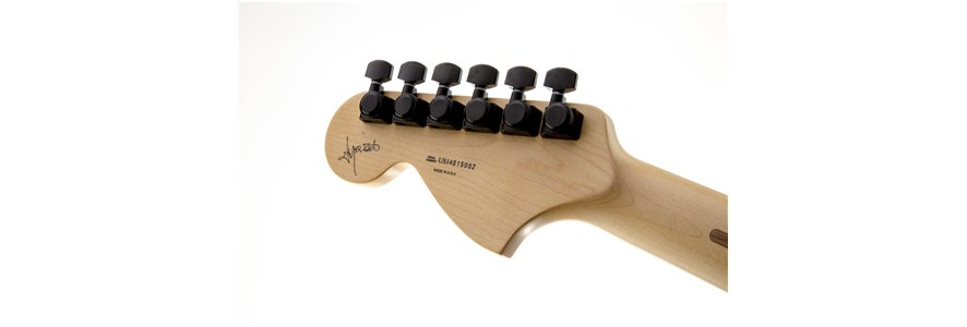 Jim Root Stratocaster® - Black