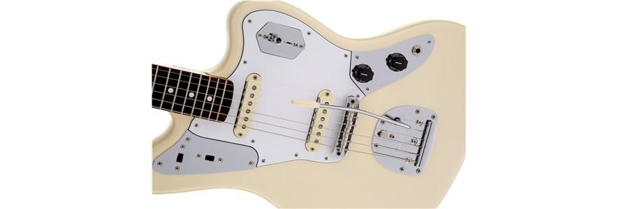 Johnny Marr Jaguar® - Olympic White
