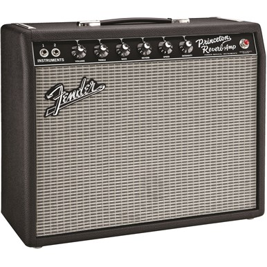 '65 Princeton® Reverb in Black and Silver