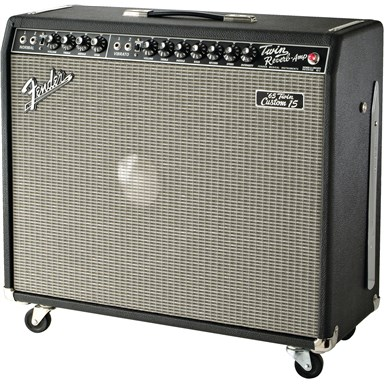 '65 Twin Custom™ 15 - Black and Silver