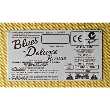 Blues Deluxe™ Reissue - Tweed