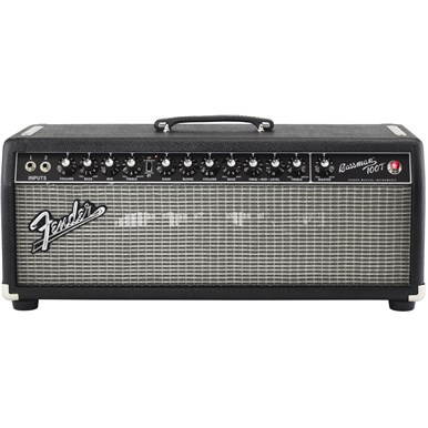 Bassman® 100T - Black and Silver