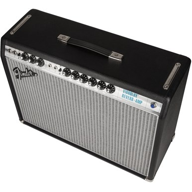 '68 Custom Vibrolux® Reverb - Silver and Blue