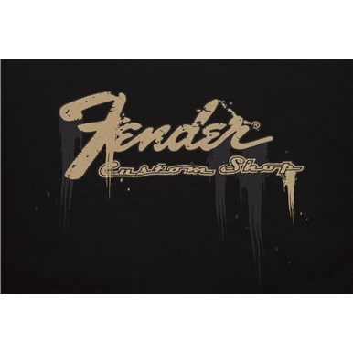 Fender® Taking Over Me T-Shirt - Black