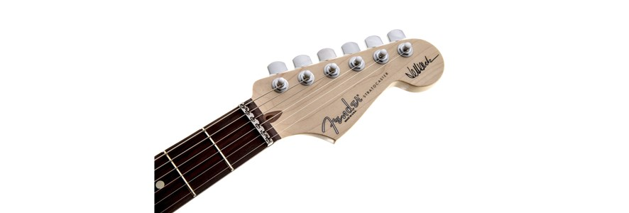Jeff Beck Stratocaster® - Olympic White