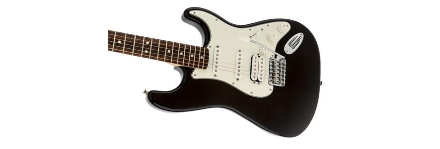 Standard Stratocaster® HSS - Black