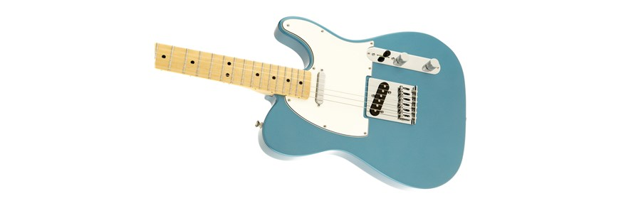 Standard Telecaster® - Lake Placid Blue