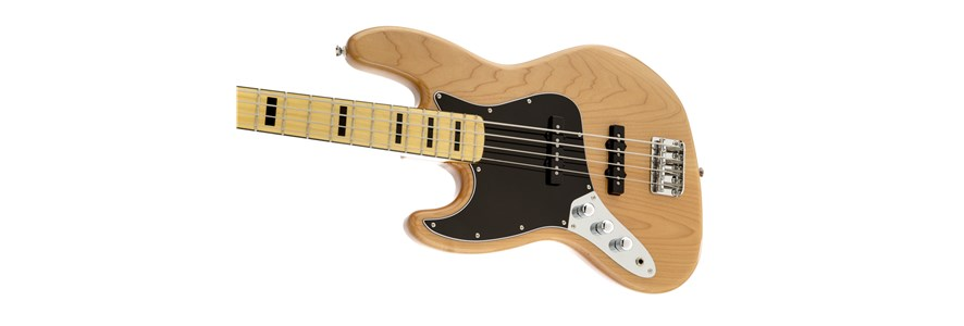 Vintage Modified Jazz Bass® '70s Left-Handed -