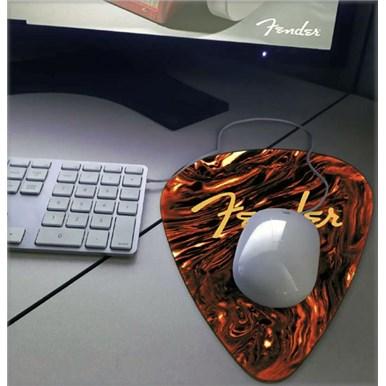 Fender® Medium Pick Mouse Pad -