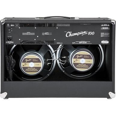 Champion™ 100 - Black and Silver