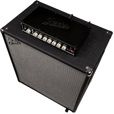 RUMBLE™ 500 Head - Metallic Black
