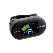 Fender® FCT-12 Color Clip-On Tuner in