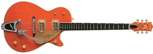G6121-1959 Chet Atkins® Solid Body with Bigsby®, Ebony Fingerboard, Western Maple Stain