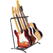 Fender® Multi-Stand (5-Space) in