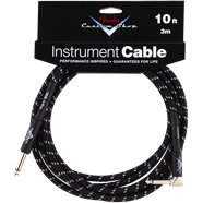 Fender® Custom Shop Performance Series Cables (Straight-Right Angle)