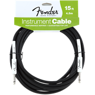 Fender® Performance Series Instrument Cables (Straight-Straight) in