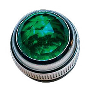 Pure Vintage Amplifier Jewels - Green