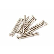 Pure Vintage Bass Pickup Mounting Screws -