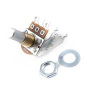 100K B Taper Multi-Purpose Snap-In Potentiometer (Solid Shaft) -