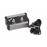 2-Button Footswitch- Channel Select - FX On-Off -