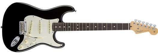 American Standard Stratocaster® Black