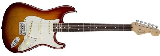 American Standard Stratocaster® in Sienna Sunburst