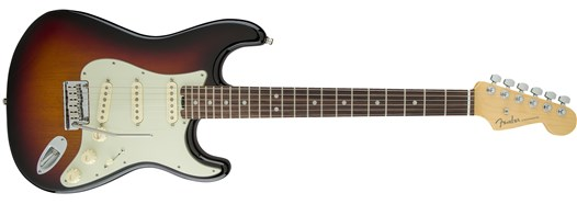 American Elite Stratocaster® - 3-Color Sunburst