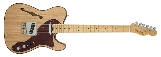 American Elite Telecaster® Thinline Natural