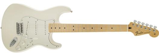Standard Strat Arctic White