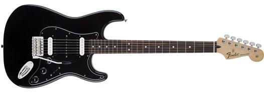 Standard Stratocaster® HSH Black