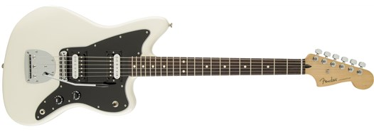 Standard Jazzmaster® HH Olympic White